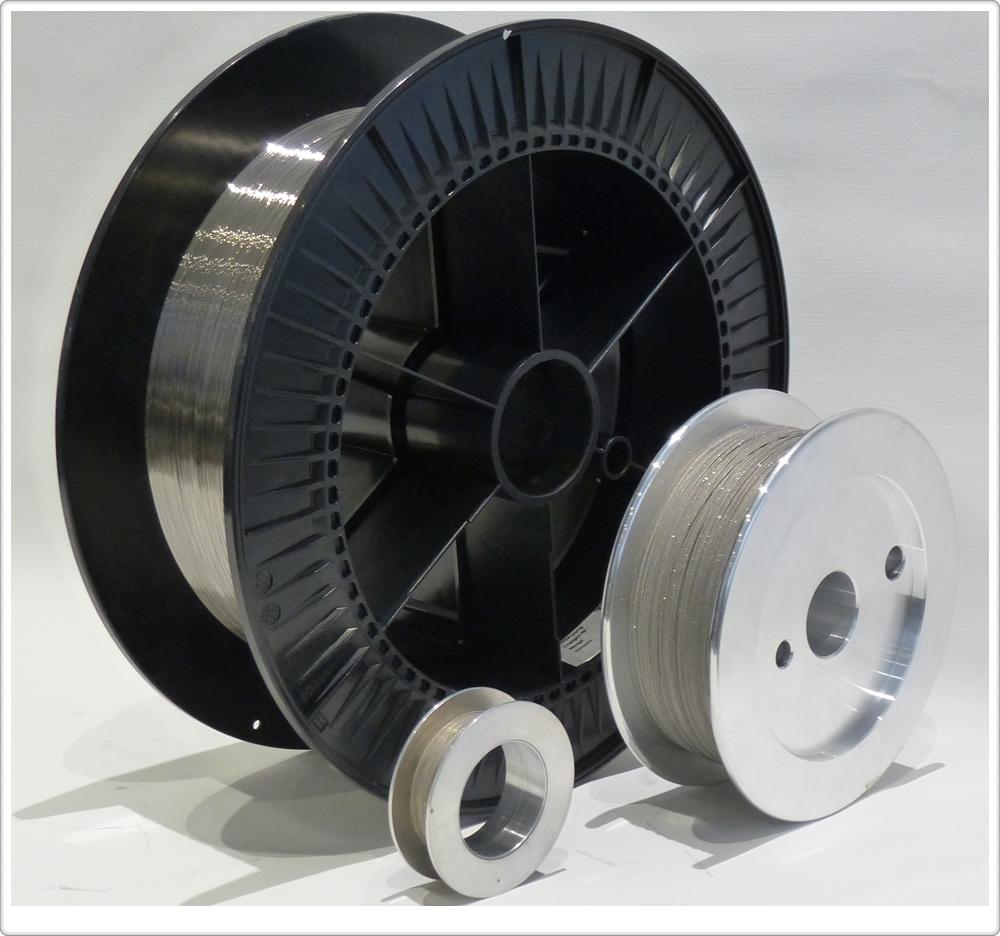 Diamond wires in various lengths - Diamond WireTec